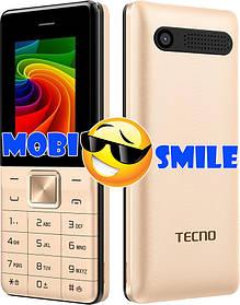 Телефон Tecno T301 Gold