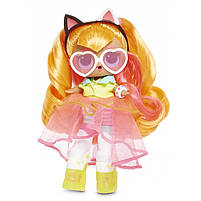 Кукла ЛОЛ Сюрприз JK Леди Неон - LOL Surprise JK Neon Q.T. 570776, фото 2