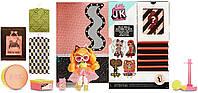 Кукла ЛОЛ Сюрприз JK Леди Неон - LOL Surprise JK Neon Q.T. 570776, фото 3