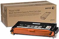 Тонер-картридж Xerox PH6280 ресурс 3 000 стор. @ 5% (А4) Black (106R01391) Original