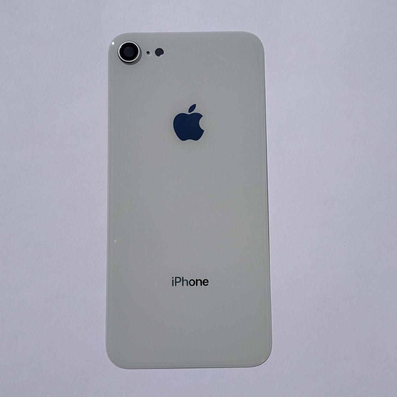Задняя панель корпуса Novacel для Apple iPhone 8 Silver