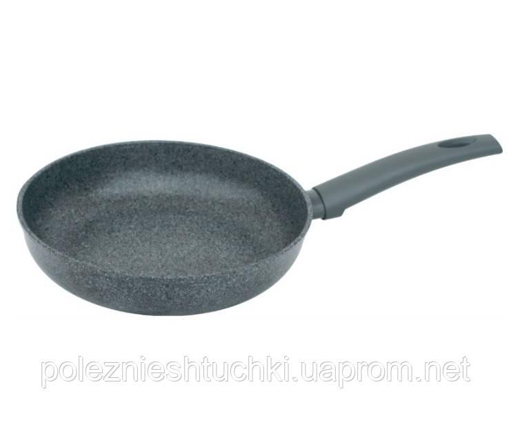 Сковорода БИОЛ Granite Gray SoftTouch 26 см (26134П)