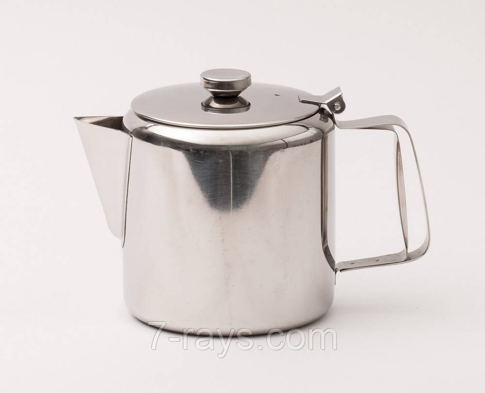 Кофейник 950 мл. нержавеющая сталь