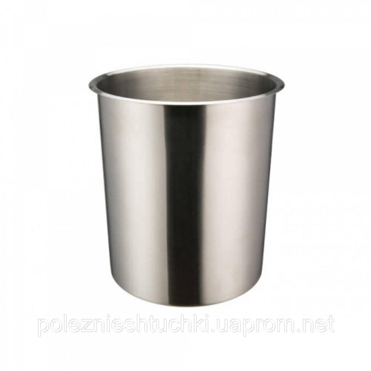 Ведро для льда 7,8 л, нержавеющая сталь, BAMN-8.25 Winco Prime