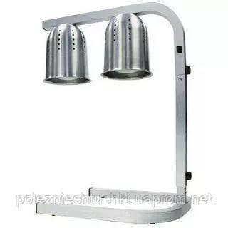 Лампа нагревательная профессиональная (120 Вольт), в комплекте 2 лампочки (250 Ватт), Winco