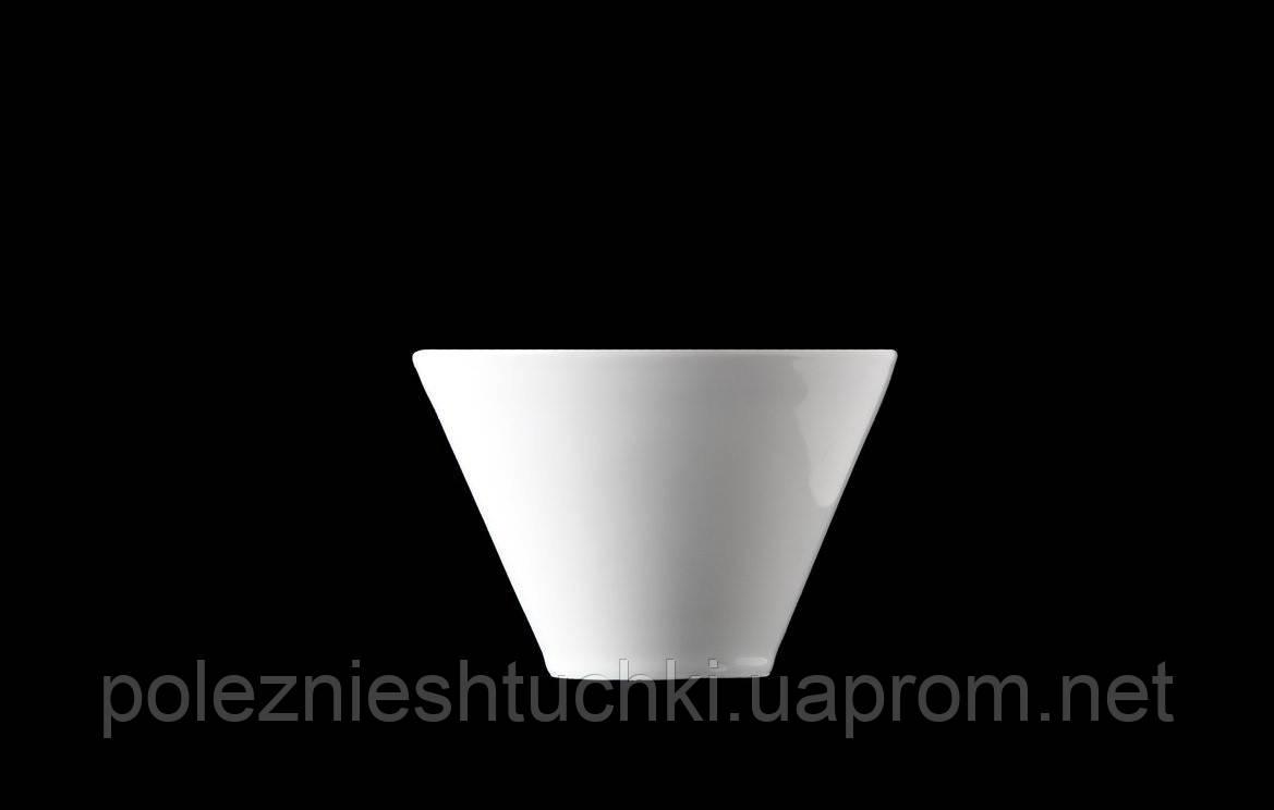 Сахарница 150 мл. фарфоровая, белая Pure line, G.Benedikt (крышка PUL4501)