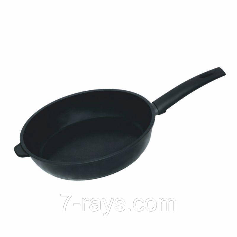 Сковорода LUX без крышки 24 см БИОЛ (2417П)