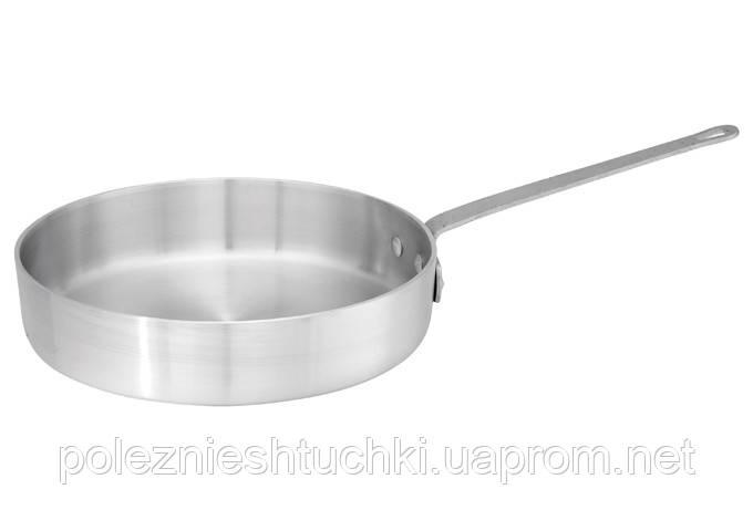 Сковорода 35х7 см., 7 л. алюминиевая, без покрытия Winco