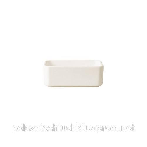 Подставка для пакетированого сахара, 11 см, белая, Banquet, RAK