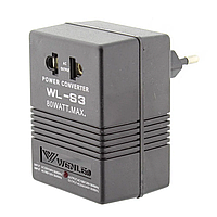 Адаптер Wenle wl s3 с переключателем 110v/220v 220v/110v 80w wl s3