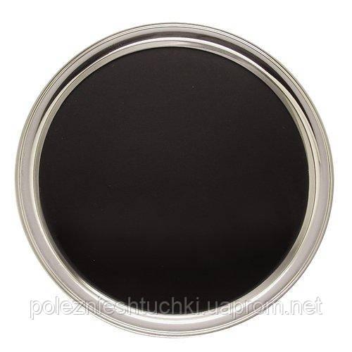 Поднос нержавеющая сталь с ПВХ покрытием, 30 см