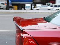 Лип спойлер Mitsubishi Lancer X, Митсубиши Лансер 10