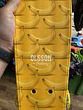 Скейт Penny Board, с широкими колесами Пенни борд, детский , от 5 лет расцветка Бананы, фото 2