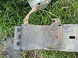 Б/У усилитель переднего бамперафольцваген шаран, фото 3