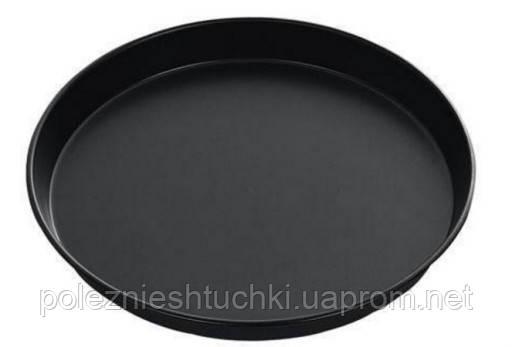 Форма для пиццы 50х3 см. сталь Stalgast