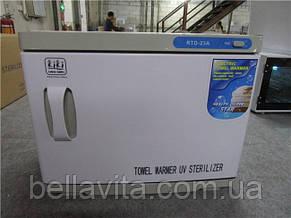 Нагреватель полотенец с УФ лампой, фото 2