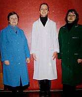 Жіночий халат медичний, фото 1