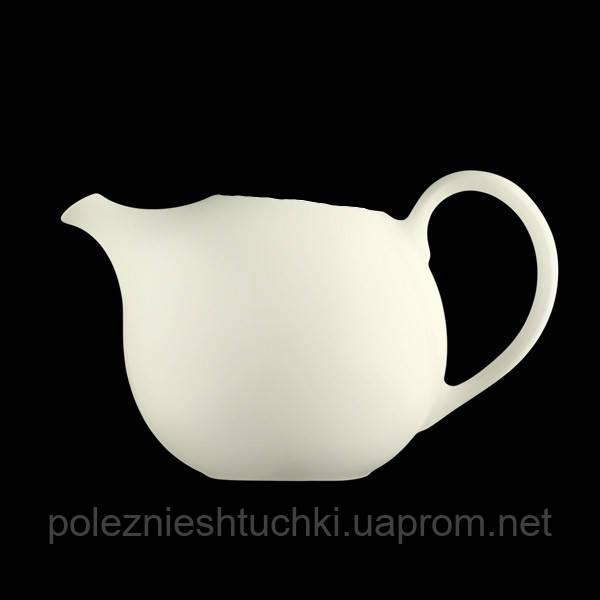 Чайник заварочный фарфоровый без крышки, кремовый Le Choco creme, G.Benedikt