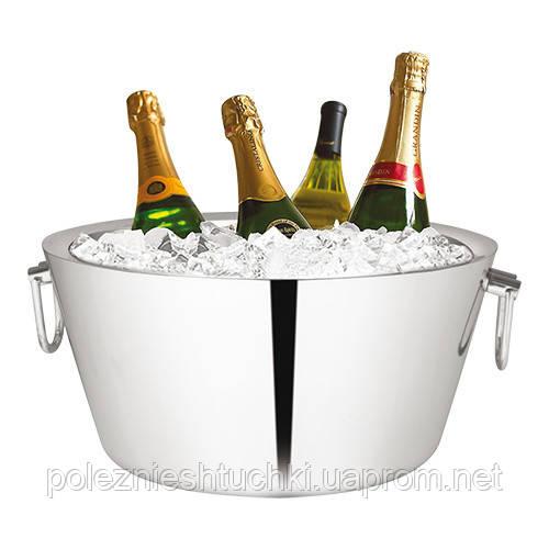 Чаша для шампанского 38х18 см. нержавеющая сталь EMGA