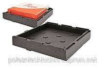 Дно или крышка Pizza System Family разм. 570х570х105 мм PLB-600