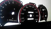 Шкалы приборов Hyundai Accent, фото 1