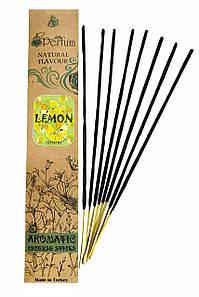 Аромапалочки с ароматом лимона