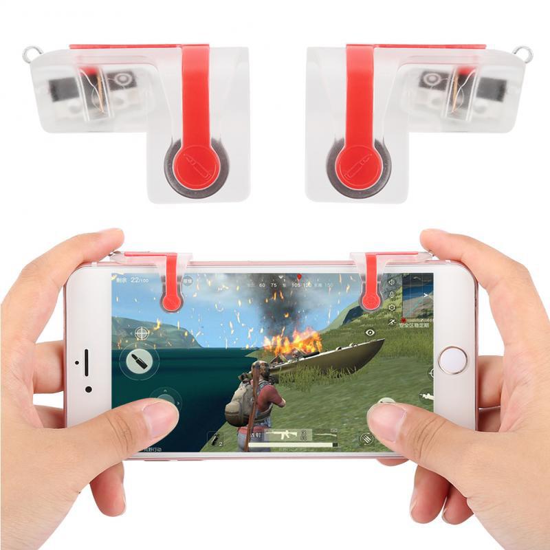 Ігровий тригер Lesko MN сенсорний для смартфона