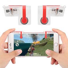 Игровой триггер Lesko MN сенсорный для смартфона