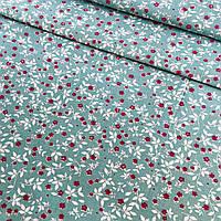 Ткани для рукоделия растительный орнамент