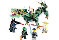 Конструктор Лего Ninjago Механический Дракон Зелёного Ниндзя (06051)