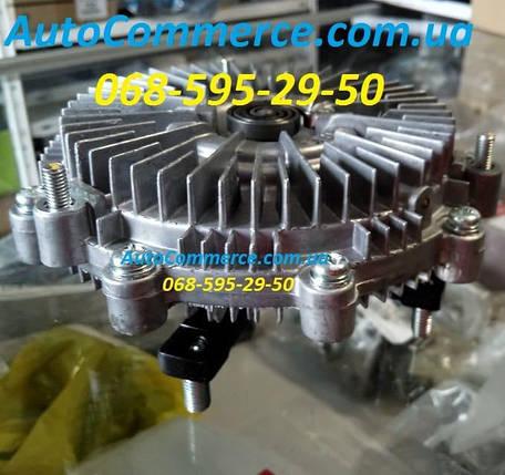 Гидромуфта (вискомуфта) вентилятора Hyundai HD78, HD65, Хюндай HD, Богдан А201 (2523945500), фото 2