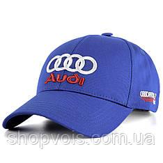 Кепка Audi А204 Бейсболка Синяя
