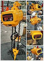 Таль электрическая цепная 2 -5 тонн, в/п 3 - 12 м, 380 V, 220 V (услуга), фото 1