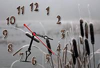 Часы настенные 30х45см Z 239