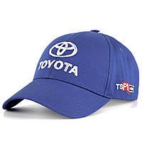 Кепка Toyota А207 Бейсболка Синяя