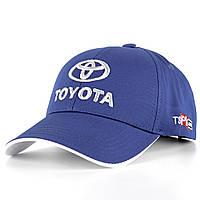 Кепка Toyota А208 Бейсболка Синяя