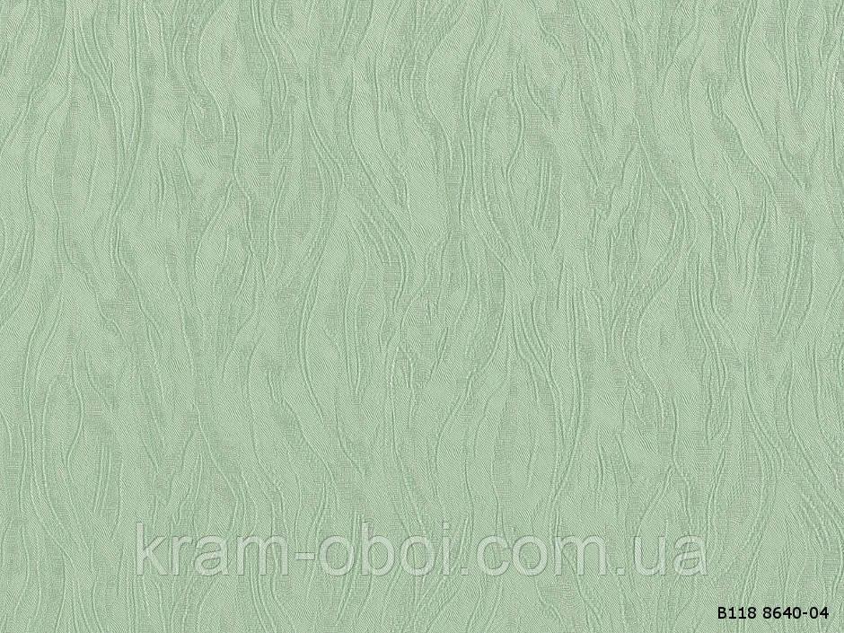 Шпалери Слов'янські Шпалери КФТБ вінілові гарячого тиснення шовкографія 10м*1,06 9В118 Дріада 2 8640-04