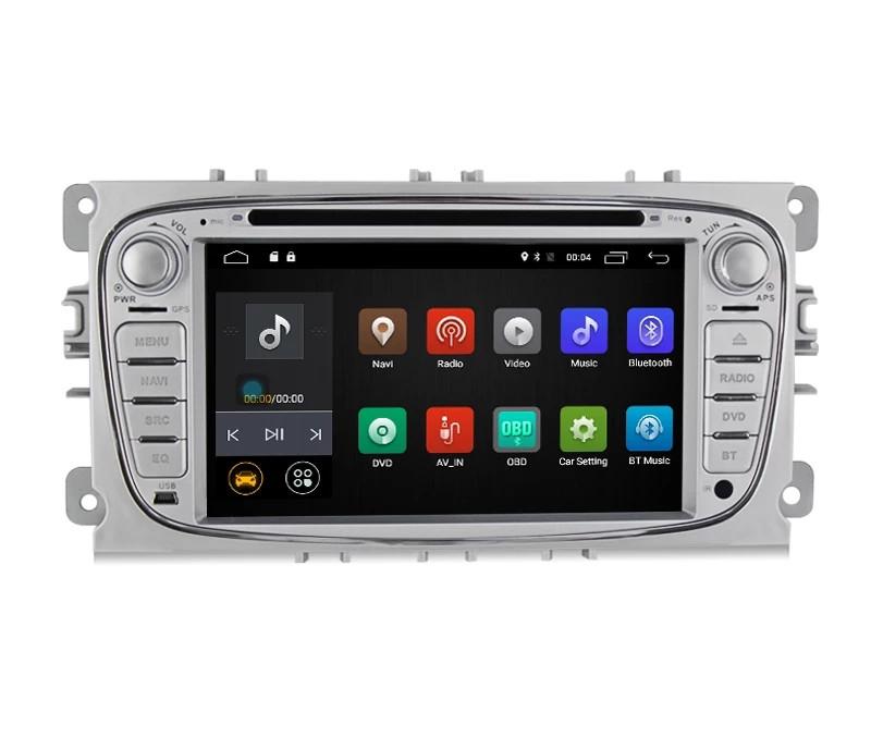 Штатная магнитола FORD Mondeo 2007-2012 Android 2/16Gb