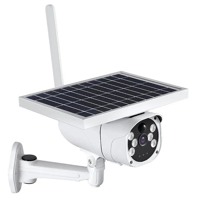 Камера уличная solar WI-FI CAMERA 6WTYN 88A battery 10000mah, 2mp