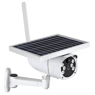 Камера уличная solar WI-FI CAMERA 6WTYN 88A battery 10000mah, 2mp, фото 2
