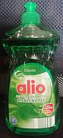 Жидкое средство для мытья посуды Alio Konzentrat Classic