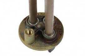 Тэн для водонагревателя 1.5 кВт, фланец 48 мм. Thermowatt 184280 (медный)