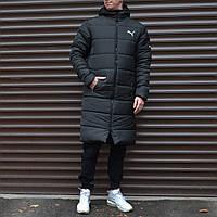 Зимняя мужская куртка парка  Puma (Пума) размеры M, L, XL, фото 1