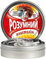"""Thinking Putty Умный пластилин """"Жидкое стекло"""", 40г"""