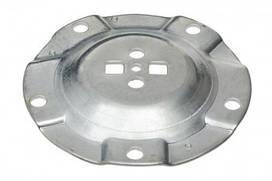 Фланец круглый для бойлера D=127mm MT-01 (универсальный)