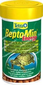 Tetra Reptomin Energy 100мл корм для черепах Корм для черепах Tetra Reptomin Energy 100мл. Тетра