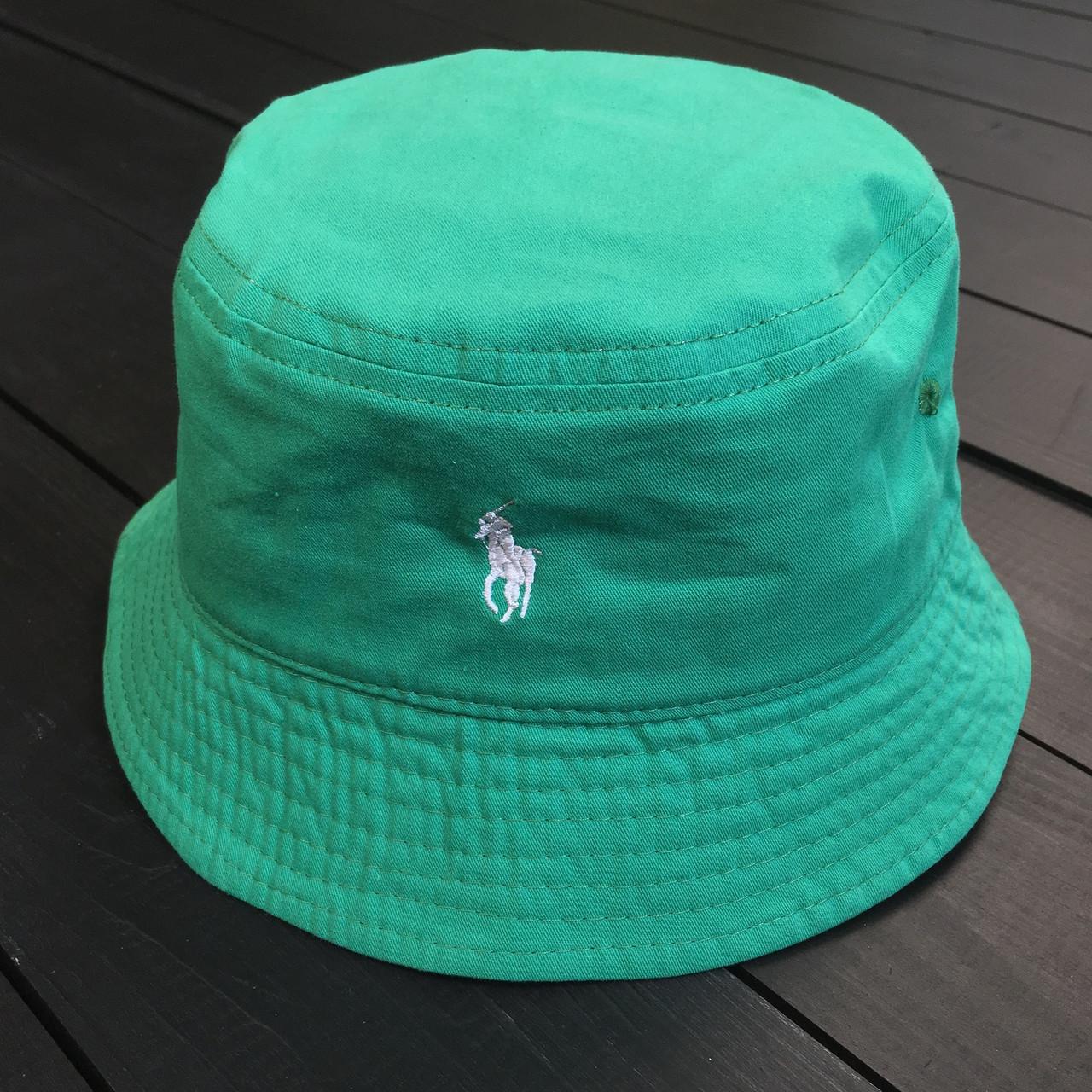 Панама Polo Ralph Lauren Turquoise