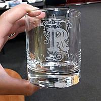 Стакан для виски с именем Руслан