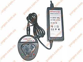 Зарядное для шуруповёртов Интерскол ДА-10/10.8ЭР.