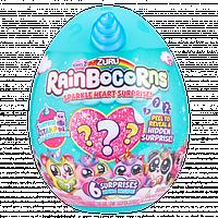 Мягкая игрушка-сюрприз Rainbocorn-A (серия Sparkle Heart Surprise 2)